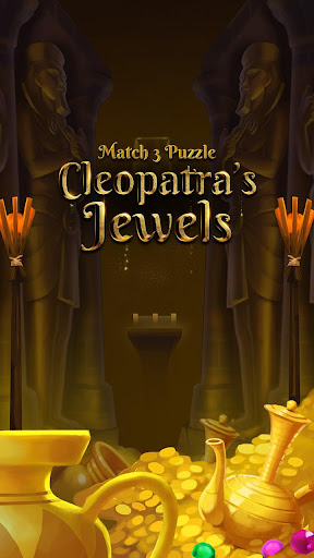 Cleopatra's Jewels - Ancient Match 3 Puzzle Games 1.2.2 screenshots 1