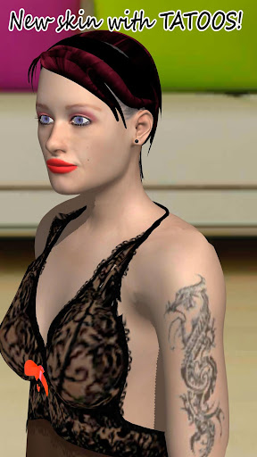 My Virtual Girl, pocket girlfriend in 3D 0.6.9 screenshots 1