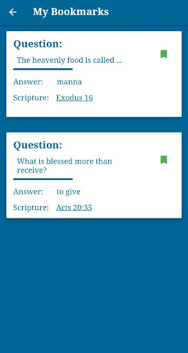 The Bible Quiz android2mod screenshots 6
