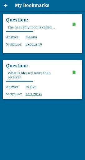The Bible Quiz 3.7.6 screenshots 6