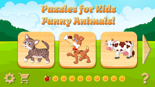 Baby Puzzles for Kids  screenshots 1