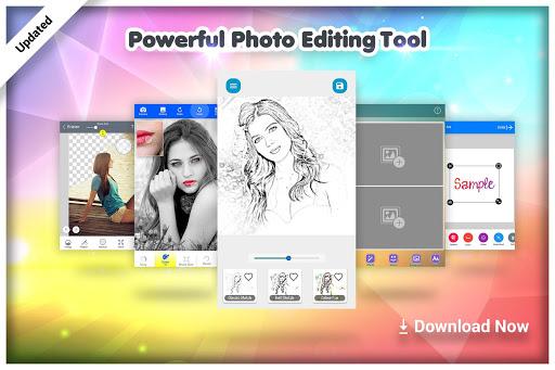 Photo Sketch : Photo Editor 6.0.6 screenshots 2