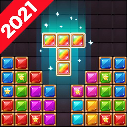 Block Puzzle: Diamond Star Blast