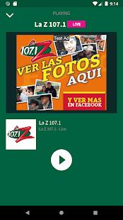 107.1 La Z