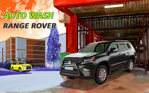 Modern Car Wash Service: Prado Wash Service 3D 1.0.5 screenshots 1