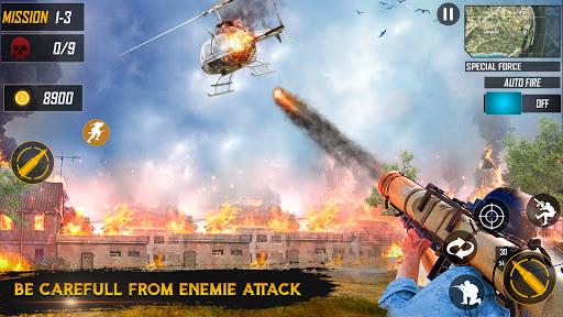 Special Ops FPS Survival Battleground Free-fire 1.0.10 Screenshots 12