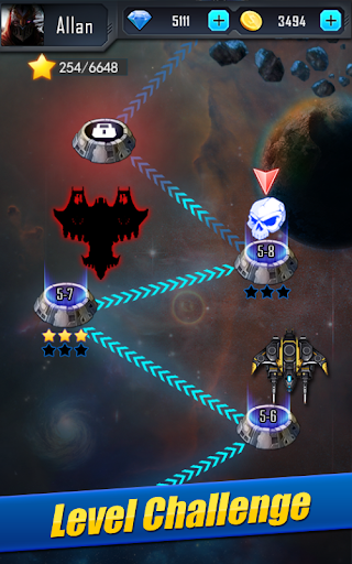 Galaxy Shooter  screenshots 3