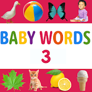 My First Words: Baby learning apps for 2 year old