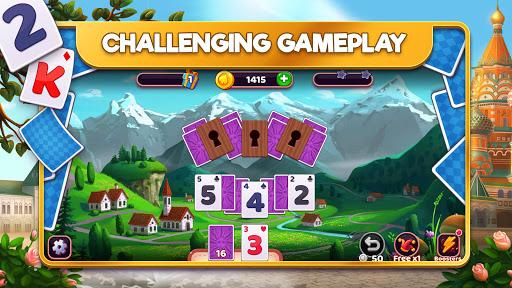 Solitaire Story u2013 TriPeaks - Free Card Journey 3.18.0 screenshots 3