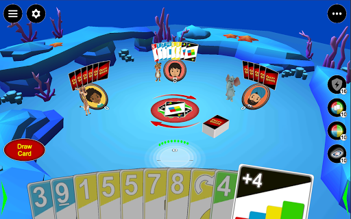 Crazy Eights 3D screenshots 1