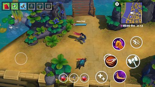 FOG - MOBA Battle Royale 0.9.3 Screenshots 8