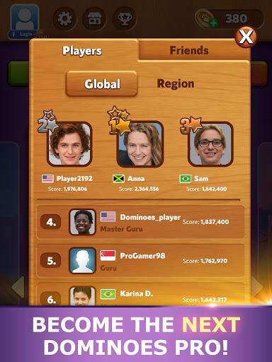 Dominoes Pro | Play Offline or Online With Friends 8.15 screenshots 9