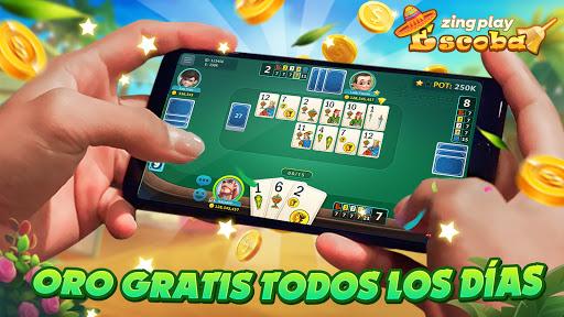 Escoba ZingPlay: Juego de Cartas  screenshots 4