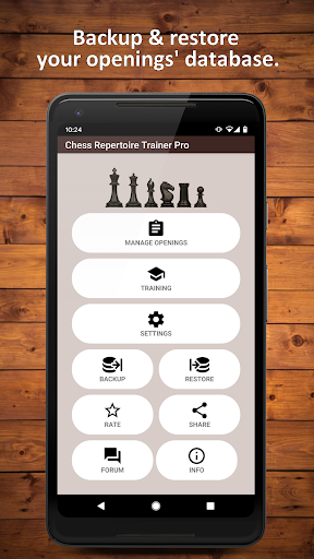 Chess Openings Trainer Pro modavailable screenshots 8