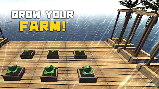 Survival and Craft: Crafting In The Ocean Mod Apk 276 (Free Shopping) 4
