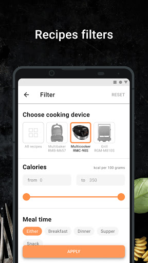 Cook with REDMOND 2.0.18 Screenshots 6