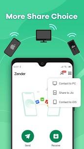 Zender File Sharing App for PC – Windows 10/8/7 4