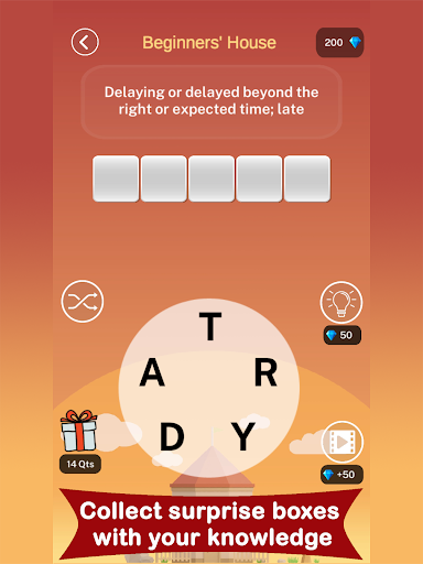 Wordhane - Word Game, Connect Crossword 1.5.5 Screenshots 3