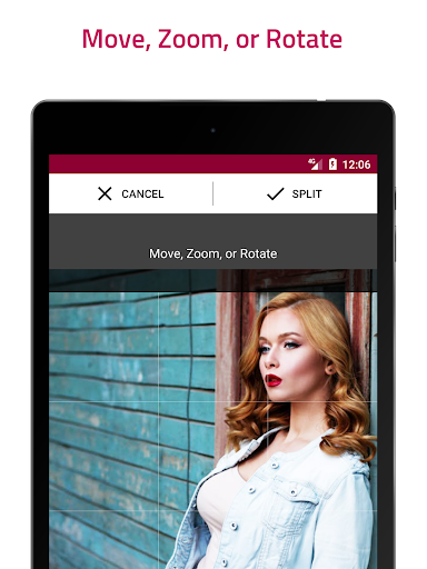 Grid Maker for Instagram - PhotoSplit  Screenshots 8