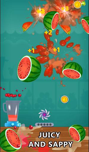 Crazy Juicer - Slice Fruit Game for Free 1.2.12 screenshots 3