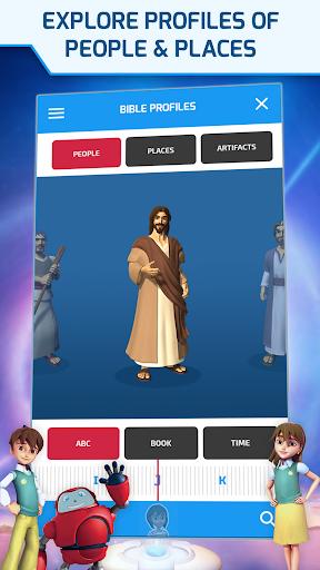 Superbook Kids Bible, Videos & Games (Free App) v1.8.7 Screenshots 5