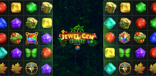 Jewel & Gem Crush - Match Master  screenshots 16