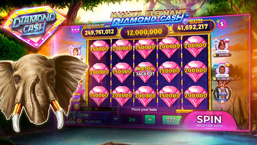 Diamond Cash Slots Casino: Free Las Vegas Games modavailable screenshots 19