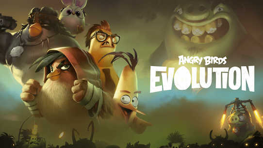Baixar Angry Birds Evolution MOD APK 2.9.2 – {Versão atualizada} 1