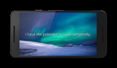 My Affirmations: Live Positive screenshot thumbnail