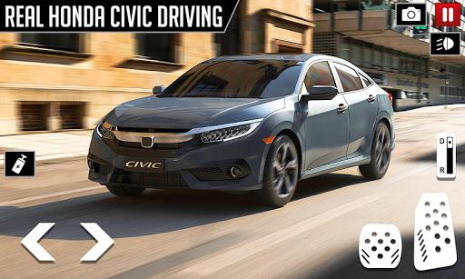 Civic Drifting and Driving Simulator Game  screenshots 7