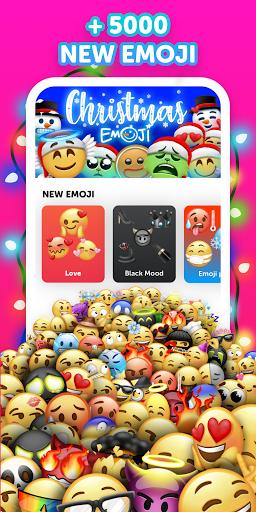 Create emoji up: new emoji & wemoji emojii hearts  screenshots 2