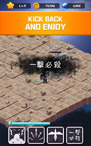 Rogue Idle RPG: Epic Dungeon Battle 1.3.3 screenshots 16