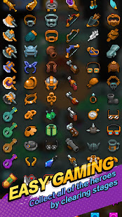 Idle Squad - RPG screenshots apk mod 4
