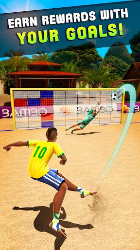 Shoot Goal - Beach Soccer Game 1.3.8 screenshots 2