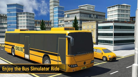 School Bus 3D Screenshot