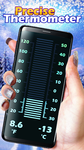 Thermometer for room 2.0 Screenshots 2