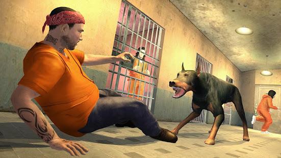 us police dog simulator prison escape: jail break hack