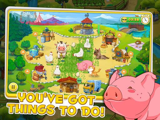 Frenzy Days Free: Timeuff0dManagement & Farm games 1.0.74 screenshots 10