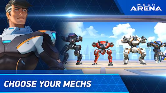 Mech Arena: Robot Showdown 2.01.01