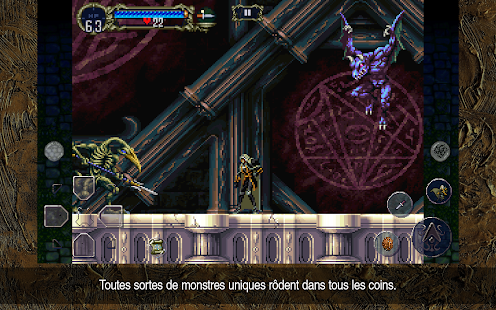 Castlevania: Symphony of the Night Capture d'écran