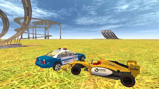 Formula Car Racing u2013 Police Chase Game 1.20 screenshots 8