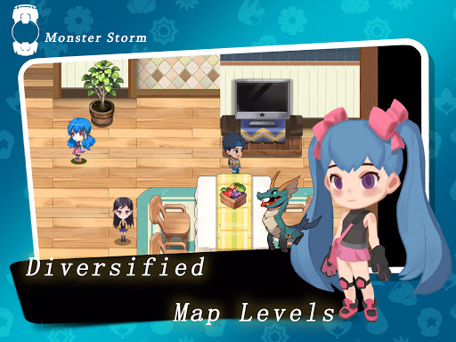 Monster Storm2 Online  screenshots 3