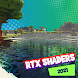 RTX Shaders for Minecraft