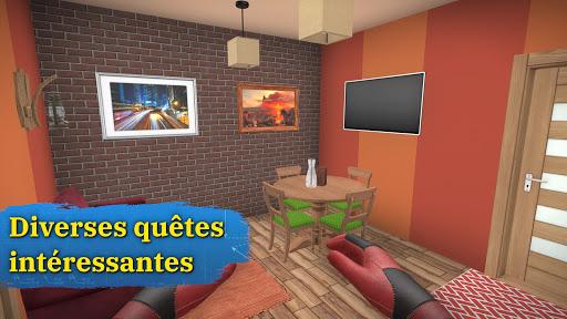 House Flipper: Renovation maison Jeu de simulation APK MOD screenshots 4