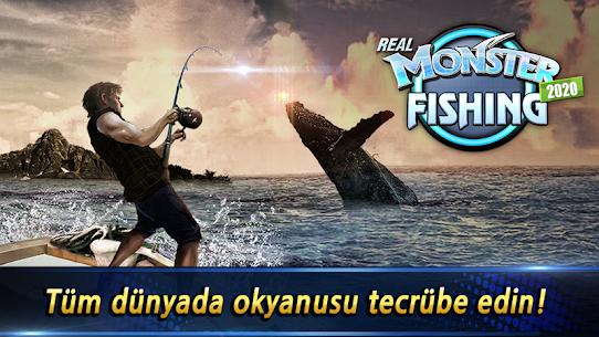 Monster Fishing 2020 Altın/Elmas Hileli apk 0.1.184 1