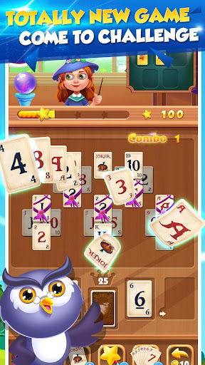 Solitaire Witch 1.0.45 screenshots 4