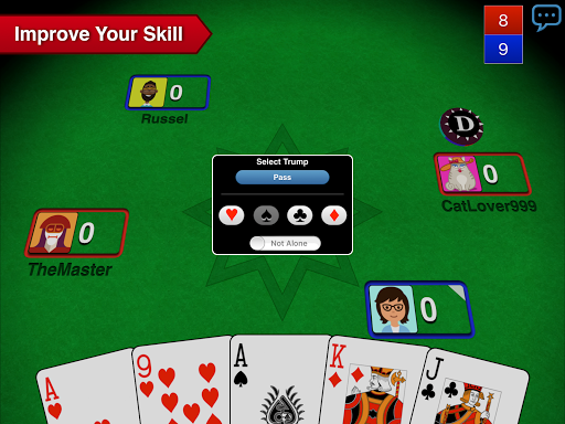 Euchre 3D 5.15 screenshots 8