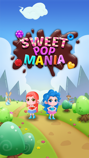 Candy Sweet Pop  : Cake Swap Match apkdebit screenshots 8