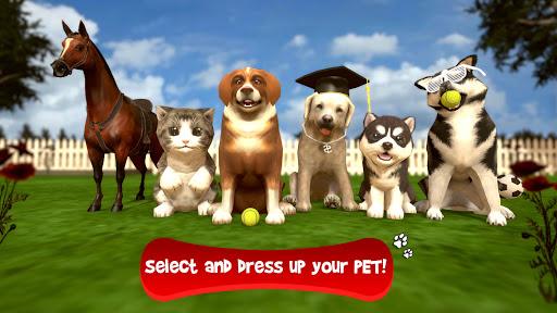 Virtual Puppy Simulator - Pet Dog Family Adventure 2.9 screenshots 8