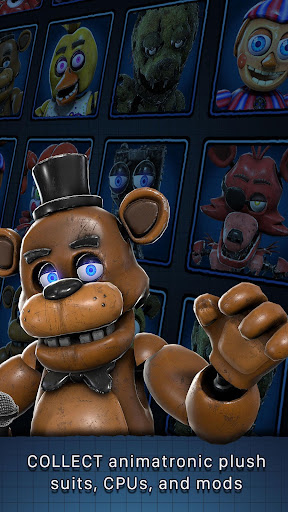 Five Nights at Freddy's AR: Special Delivery apktram screenshots 4